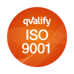 Reglyr är certifierade enligt qValify ISO 9001